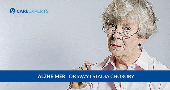 alzheimer objawy