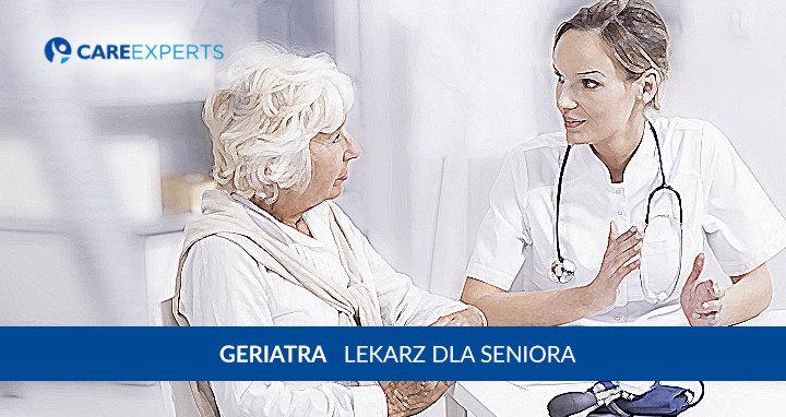 lekarz geriatra warszawa