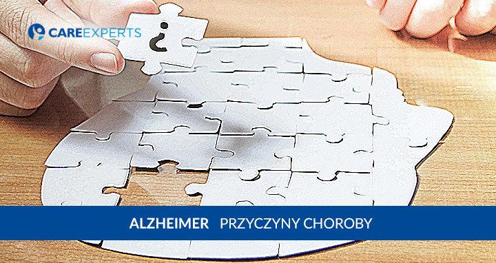 Alzheimer przyczyny choroby