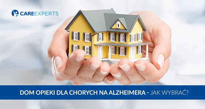 Dom opieki dla chorych na Alzheimera