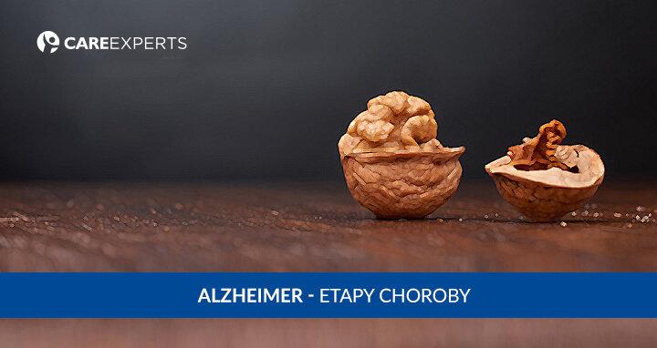 choroba Alzheimera etapy