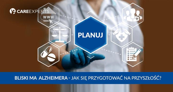 choroba alzheimera plan opieki