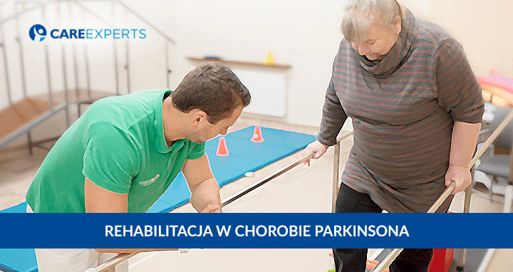 choroba parkinsona rehabilitacja