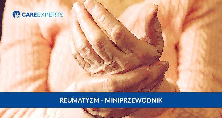 Reumatyzm - przegląd chorób reumatycznych