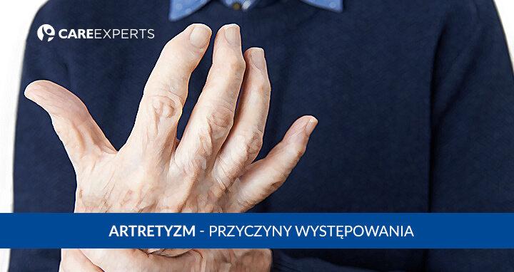 artretyzm przyczyny występownia choroby
