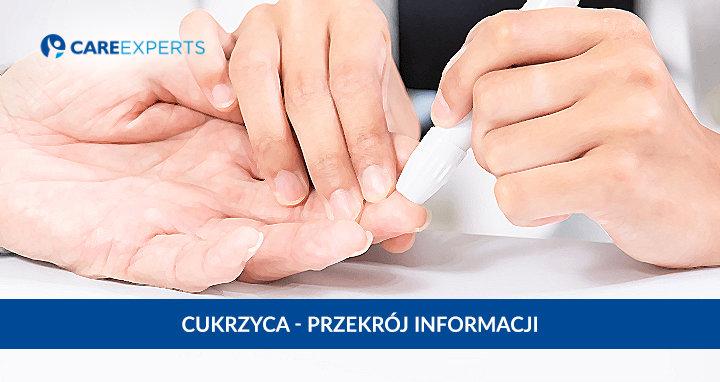 Cukrzyca - przekrój informacji