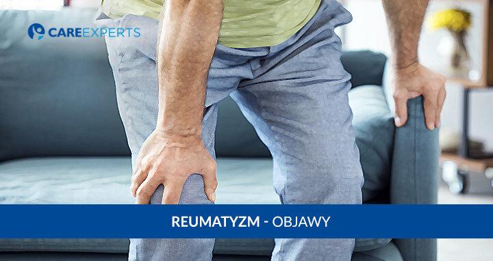 Reumatyzm objawy