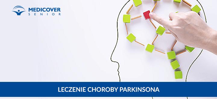 Choroba Parkinsona - leczenie