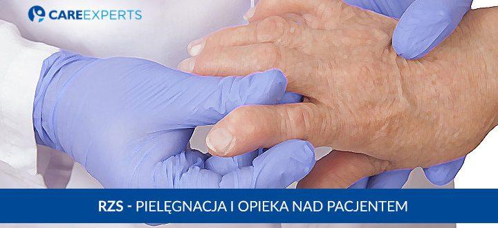 Reumatoidalne zapalenie stawów – pielęgnacja i opieka nad pacjentem