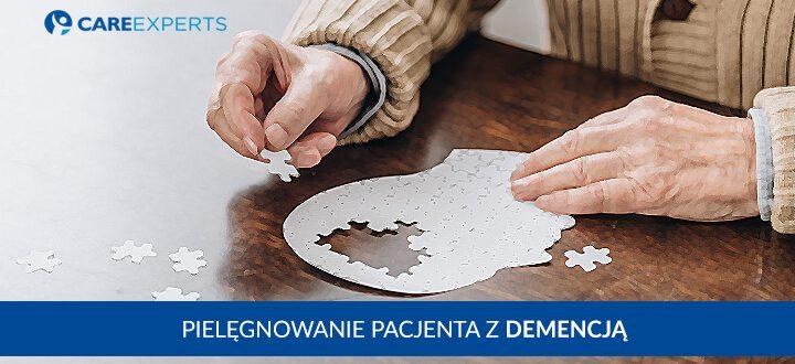 Pielęgnowanie pacjenta z demencją