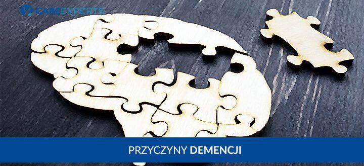 Przyczyny demencji